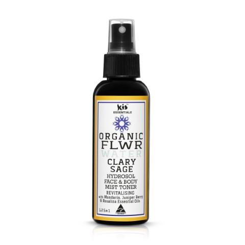 Clary Sage Flower Water Kis Kis My Body