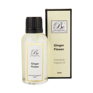 Be Enlightened Ginger Flower Essential Fragrant Oil 30ml