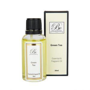Be Enlightened Green Tea Essential Fragrant Oil 30ml