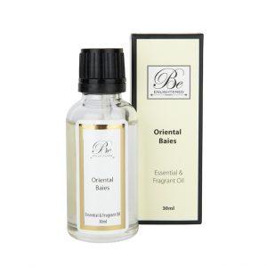 Be Enlightened Oriental Baies Essential Fragrant Oil 30ml