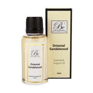 Be Enlightened Oriental Sandalwood Essential Fragrant Oil 30ml