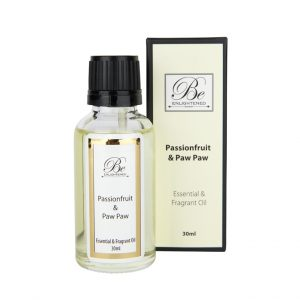 Be Enlightened Passionfruit Paw Paw Essential Fragrant Oil 30ml