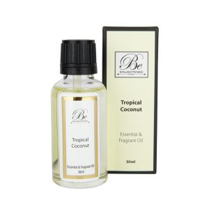 Be Enlightened Tropical Coconut Essential Fragrant Oil 30ml