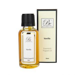 Be Enlightened Vanilla Essential Fragrant Oil 30ml