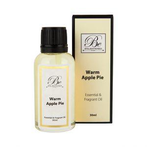 Be Enlightened Warm Apple Pie Essential Fragrant Oil 30ml