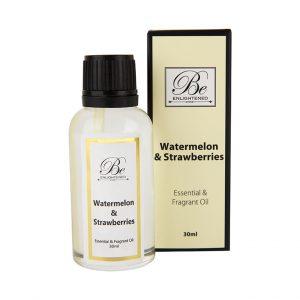 Be Enlightened Watermelon Strawberries Essential Fragrant Oil 30ml