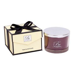 Cinnamon & Nutmeg Be Enlightened Luxury Candle