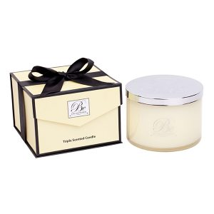 Frangipani Be Enlightened Luxury Candle