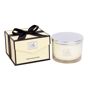 Lavender & Mint Be Enlightened Luxury Candle