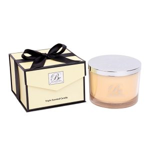 Passionfruit & Paw paw Be Enlightened Luxury Candle