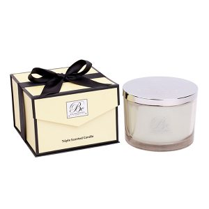 Precious Woods Be Enlightened Luxury Candle