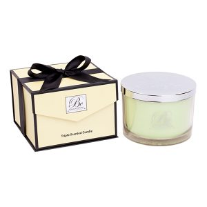 Tropical Coconut Be Enlightened Luxury Candle