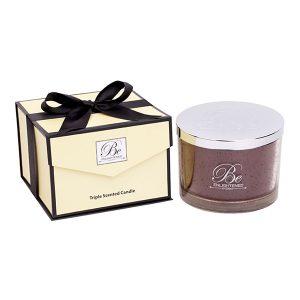 Vanilla Be Enlightened Luxury Candle