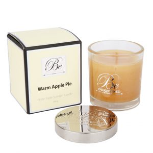 Petite Triple Scented Candle 100g Warm Apple Pie