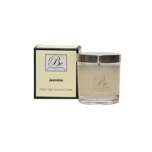 Jasmine Be Enlightened Petite Triple Scented Candle