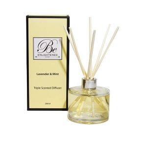 Triple Scented Diffuser Lavender and Mint