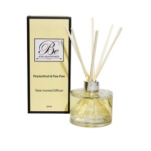 Passionfruit & Paw paw Be Enlightened Triple Scented Diffuser