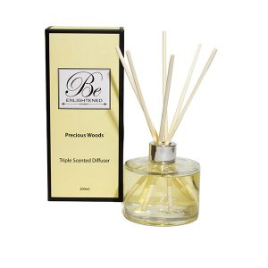 Precious Woods Be Enlightened Triple Scented Diffuser
