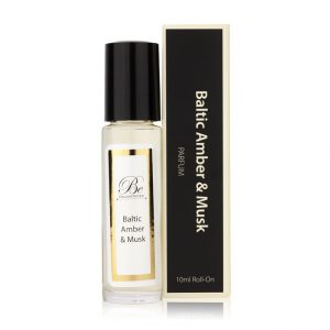 Be Enlightened Perfume Baltic Amber Musk 10ml roll-on